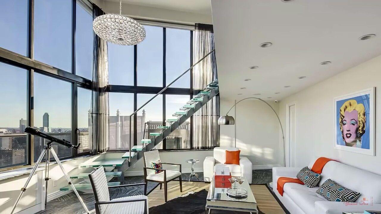 Pin by Sana irfan on Coridoors New york penthouse, Frank