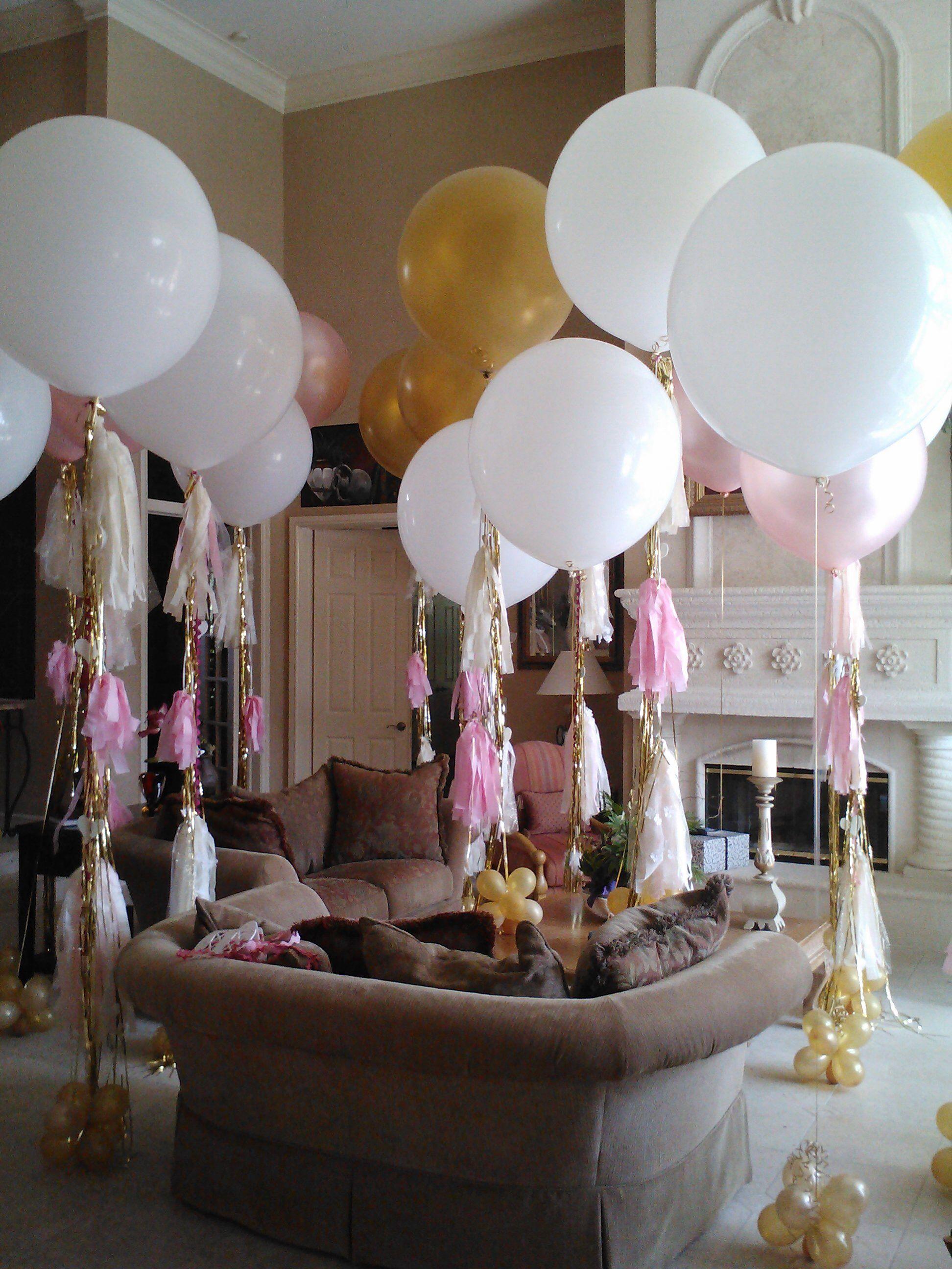 wwwPalmBeachBalloonscom Jumbo helium balloon decorating Admirals