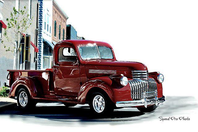 1942 Chevrolet Pickup Truck Classic Trucks Chevy Trucks