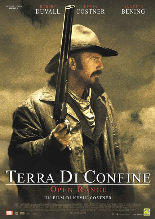 Kevin Costner As Charlie Waite Open Range Kevin Costner Cloud Movies