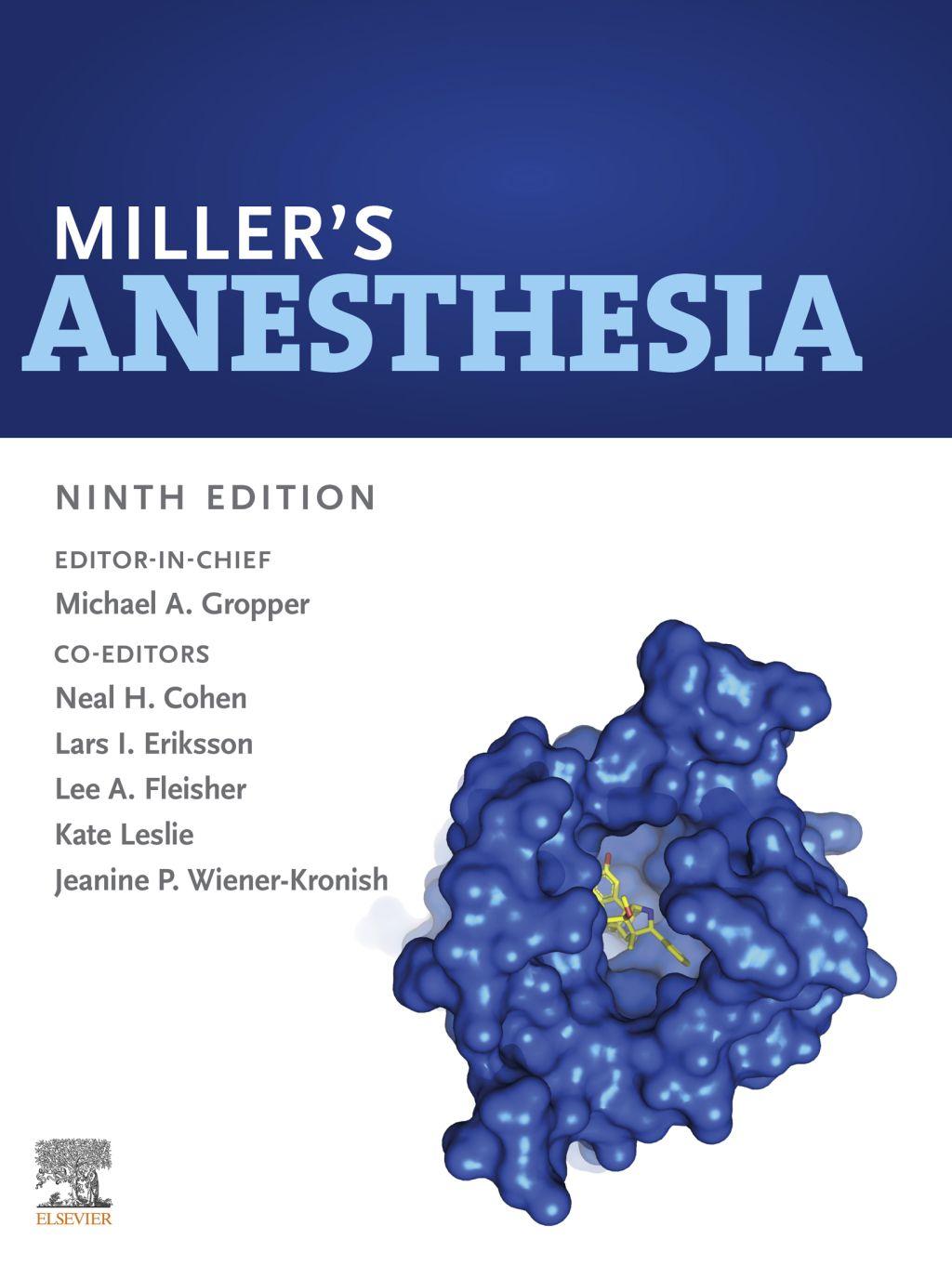 Miller S Anesthesia 2 Volume Set E Book Ebook In 2020 Ebook E Book Anesthesia