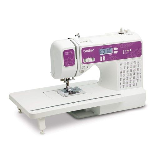 Brother SQ9130 Computerized Sewing & Quilting Machine ...