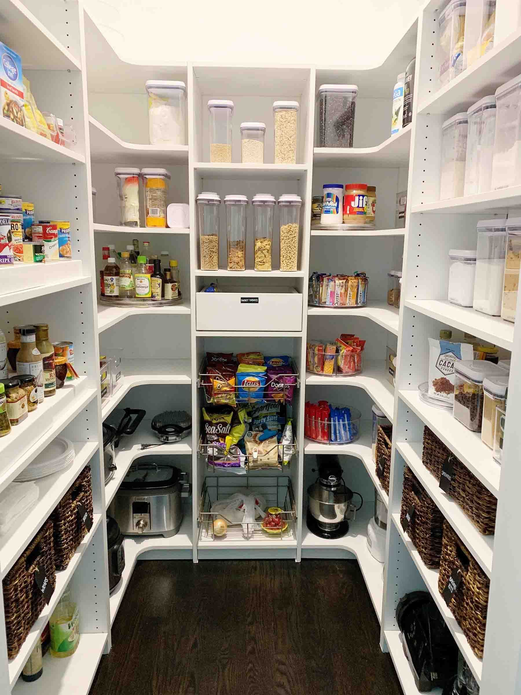 5 Space Saving Kitchen Pantry Ideas