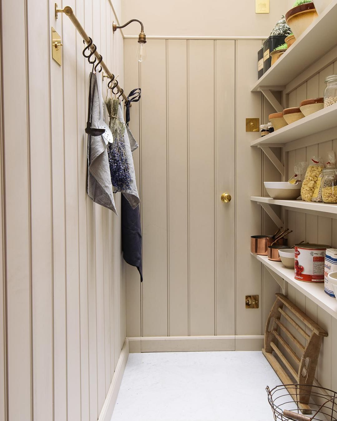 Devol Kitchens On Instagram Tongue And Groove Panelling Is An Easy Way To Make A Room Look Speci Tongue And Groove Panelling Devol Kitchens Tongue And Groove