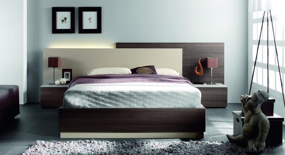 Dormitorio moderno 3 » Muebles Belda   Deco casa   Pinterest ...
