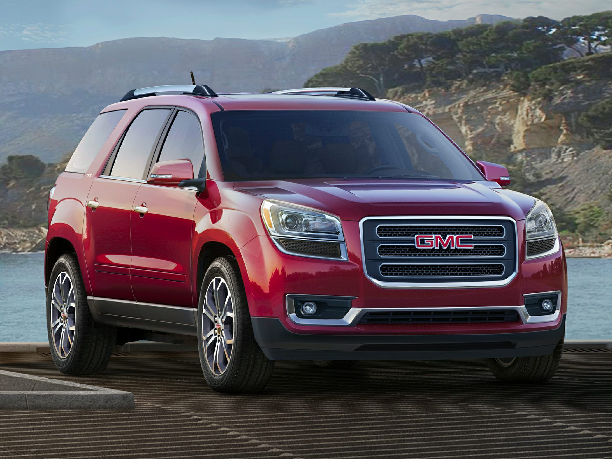 New 2014 Gmc Acadia Price Photos Reviews Safety Ratings Gmc Suv Crossover Suv Best New Cars