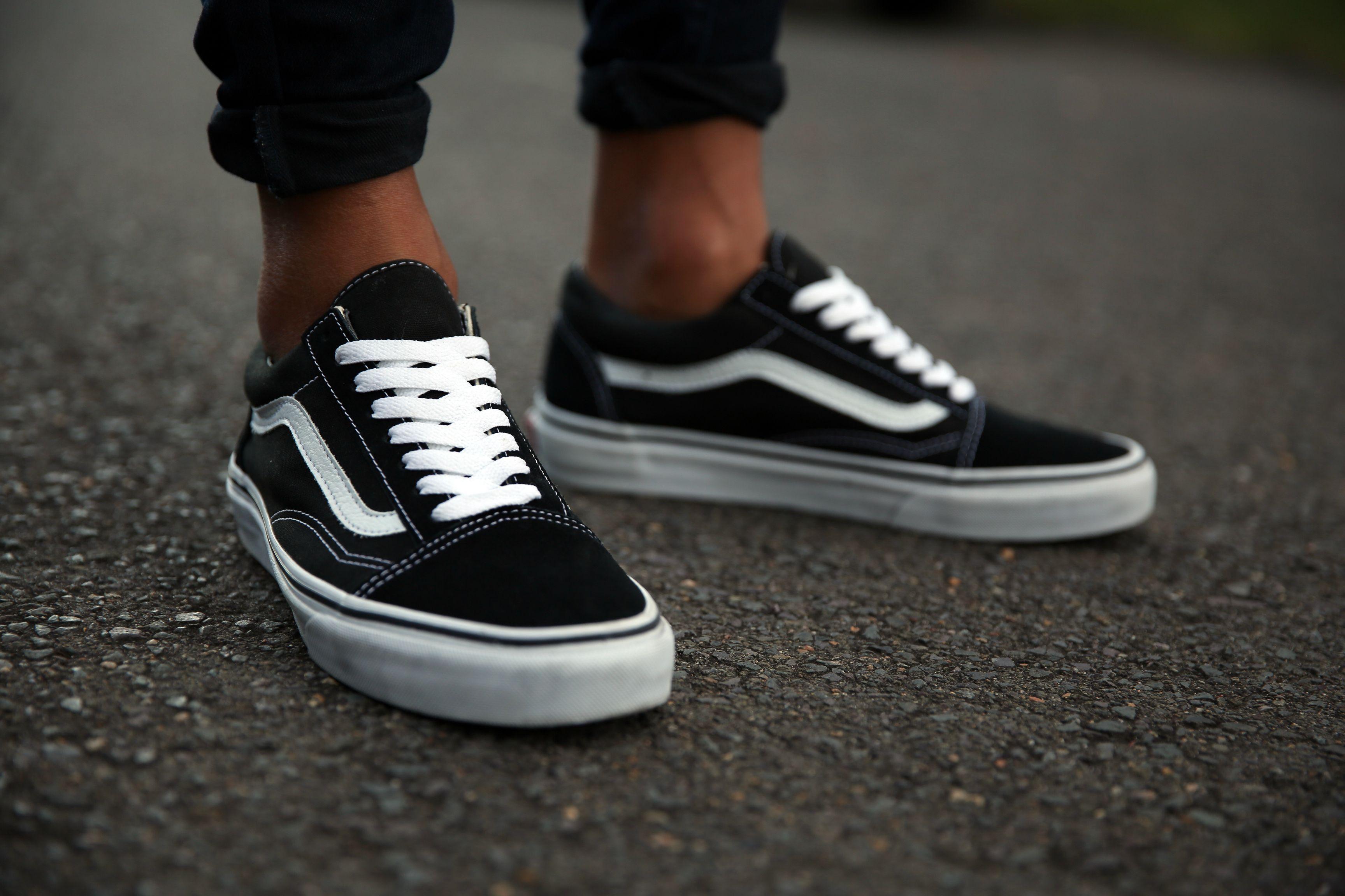 The Ultimate Guide To Sneakers & Sneaker Brands   Vans old