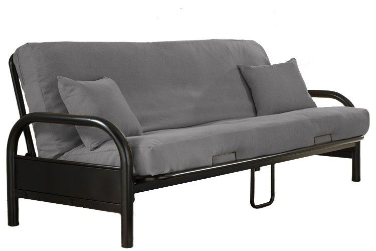 Lucky Grey Futon Cover With Images