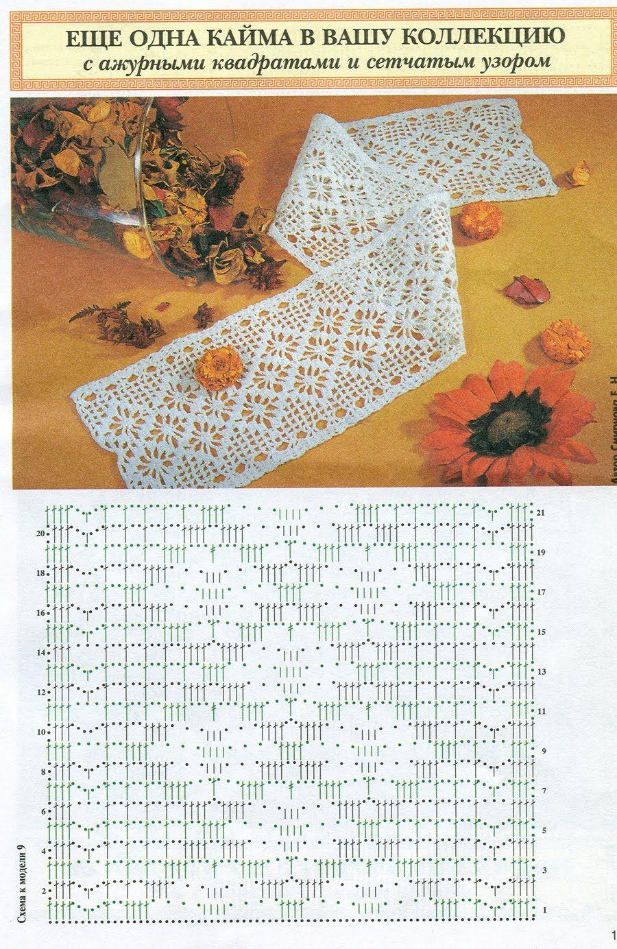 ENTREDOS CROCHET - Imagui | crochet | Pinterest | Croché