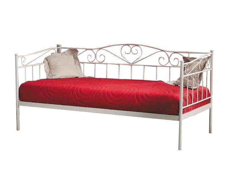 Einzelbett Metallbett 90x200 Weisstopneu 2017 Schmiede In Mobel Amp Wohnen Mobel Betten Amp Wasserbetten Ebay Home Furniture Bed