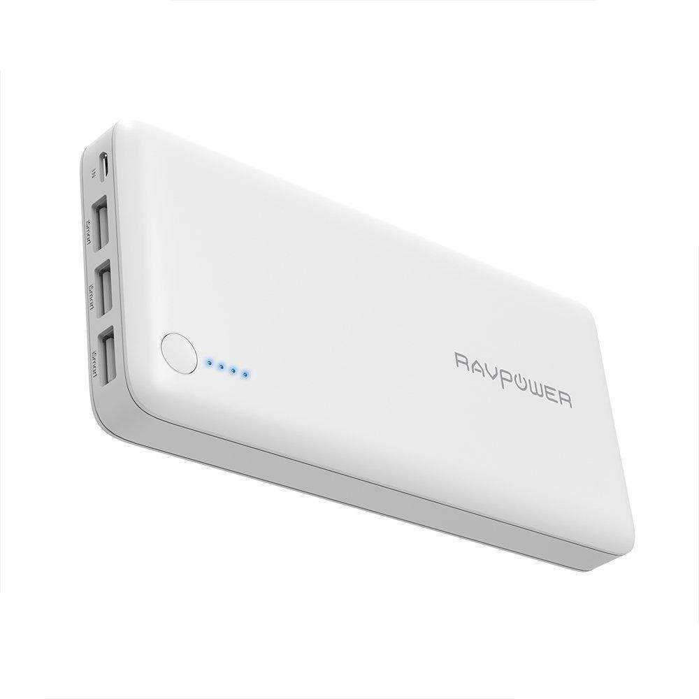 Ravpower 26800mah Powerbank Externer Akku 5 5a Ausgang Ismart Iphone Android Iphone Android Iphone 6