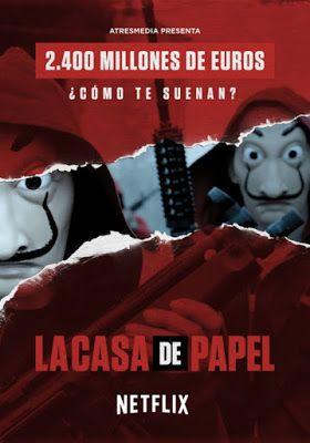 La Casa De Papel Saison 3 Streaming Vf Film Complet Hd Lacasadepapelsaison3 Lacasadepapelsa Streaming Movies Netflix Movies To Watch Stranger Things Funny