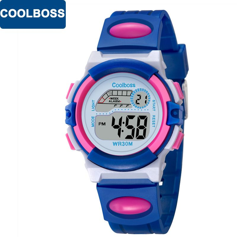fb06b4e711a6 Lindísimos RELOJES PARA NIÑOS en www.Kompritas.com Nuevos relojes deportivos  de marca COOLBOSS