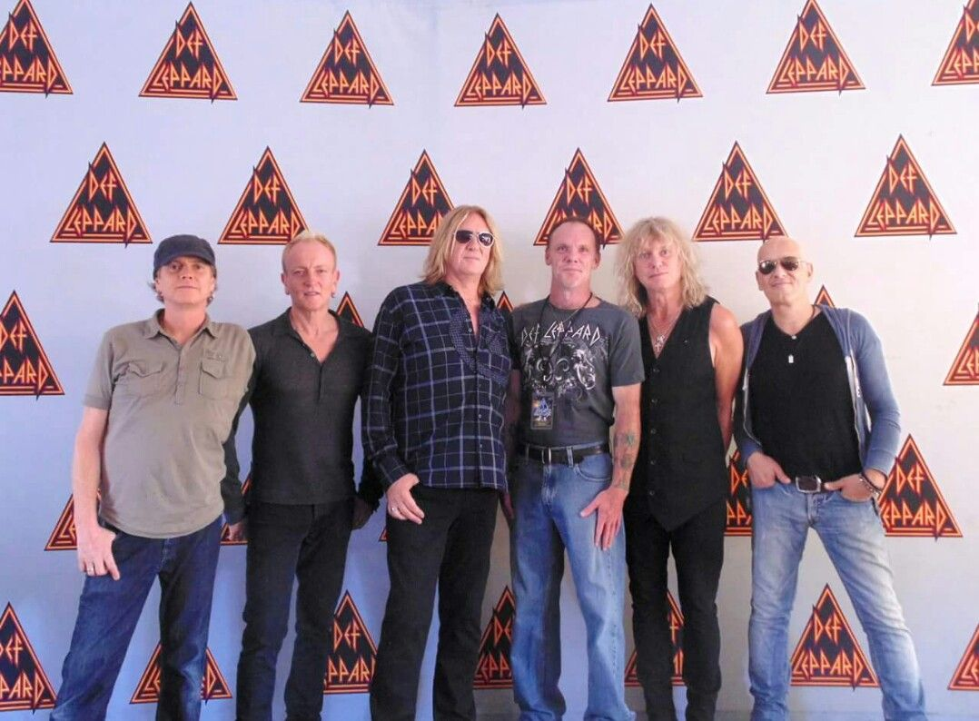 Pin By Sheryl On Je Meet Greet Pinterest Def Leppard And Rick