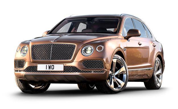 Bentley Bentayga Reviews Bentley Bentayga Price Photos And Specs
