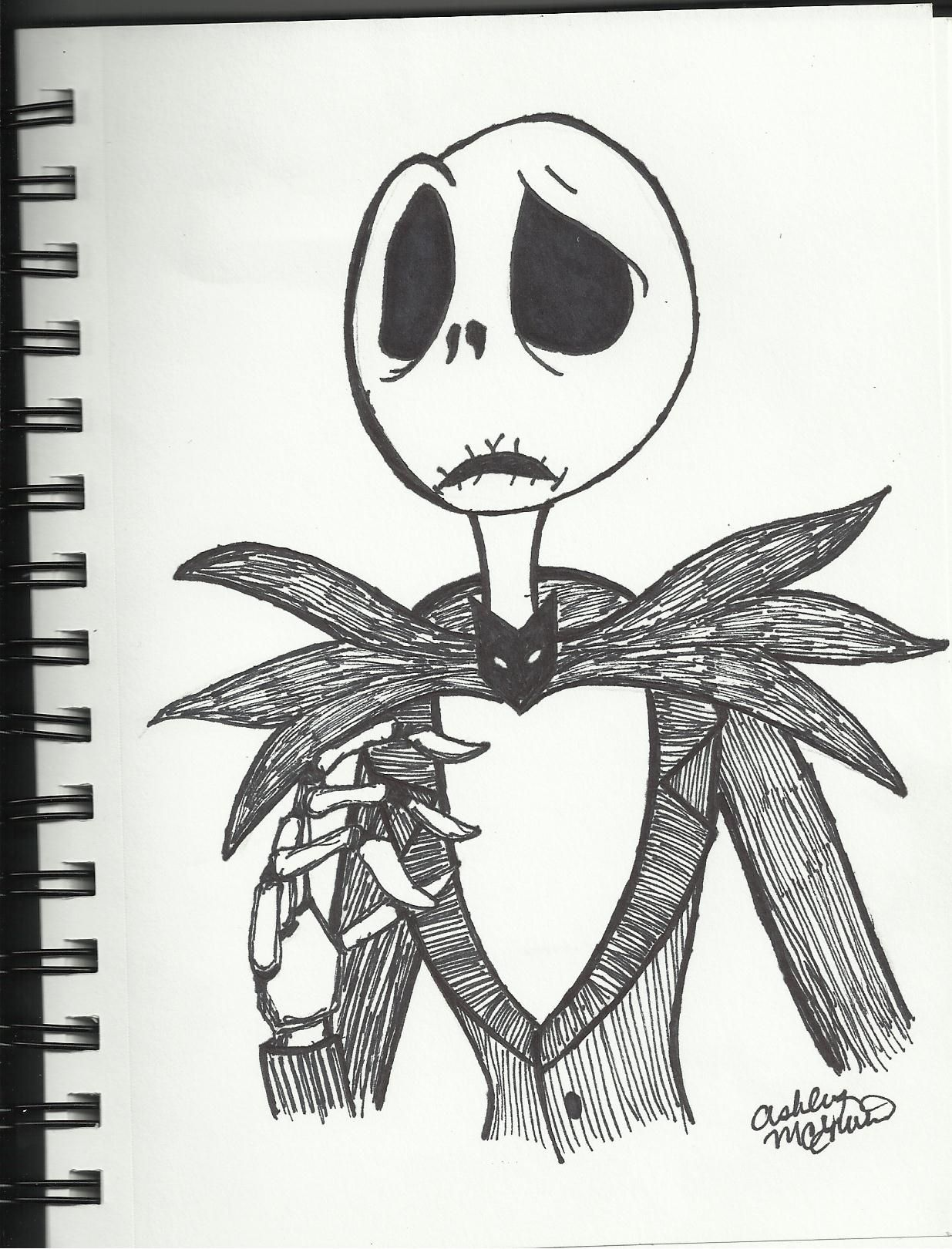 Pin by Vitalclipzyt on Drawings Nightmare before