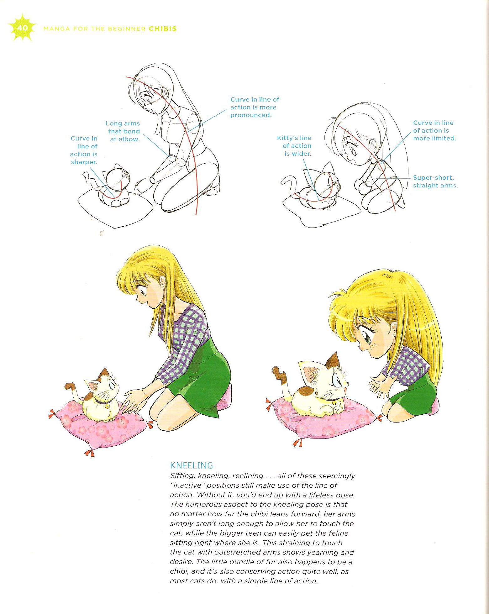 From manga for beginners book chibi by christopher hart