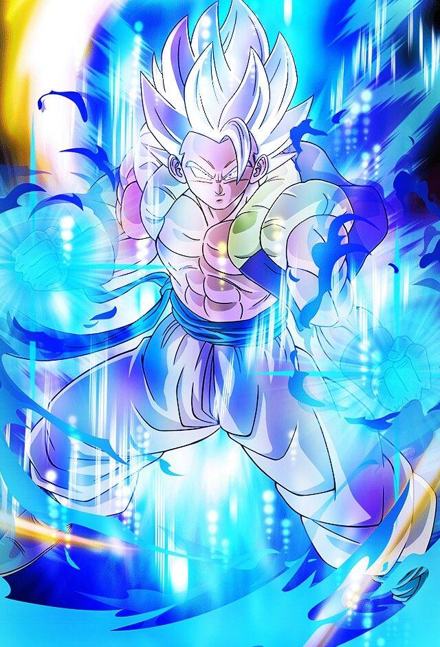 Gogeta Mastered Ultra Instinct Dragon Ball Super Dragon Ball Wallpaper Iphone Anime Dragon Ball Super Dragon Ball Super Manga