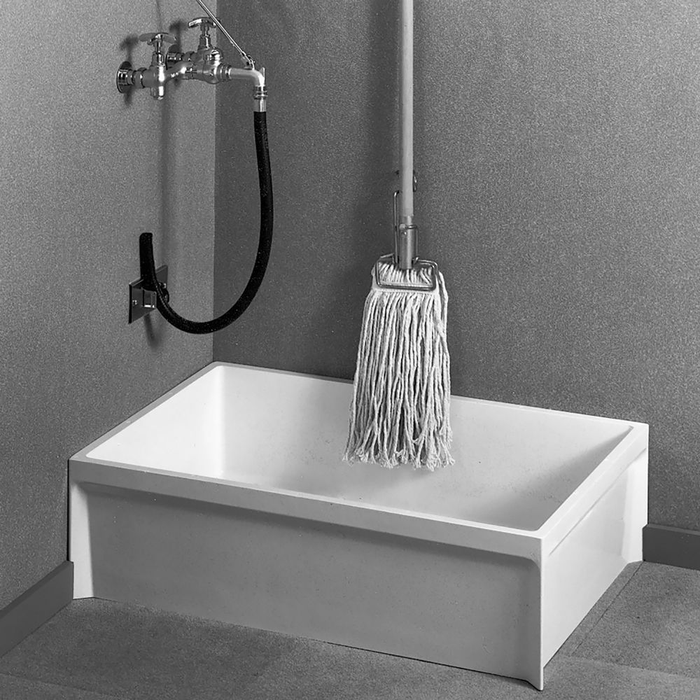 Msb3624 36 X 24 Molded Stone Mop Basin Mop Sink Fiat