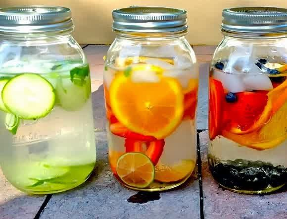 Resep Membuat Minuman Segar Infused Water Info Resep Masakan Infused Water Resep Minuman