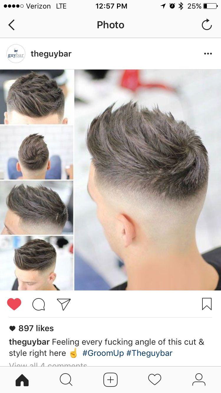 Haircut for men all angles hair cut today  arijit dey in   pinterest  hair styles hair