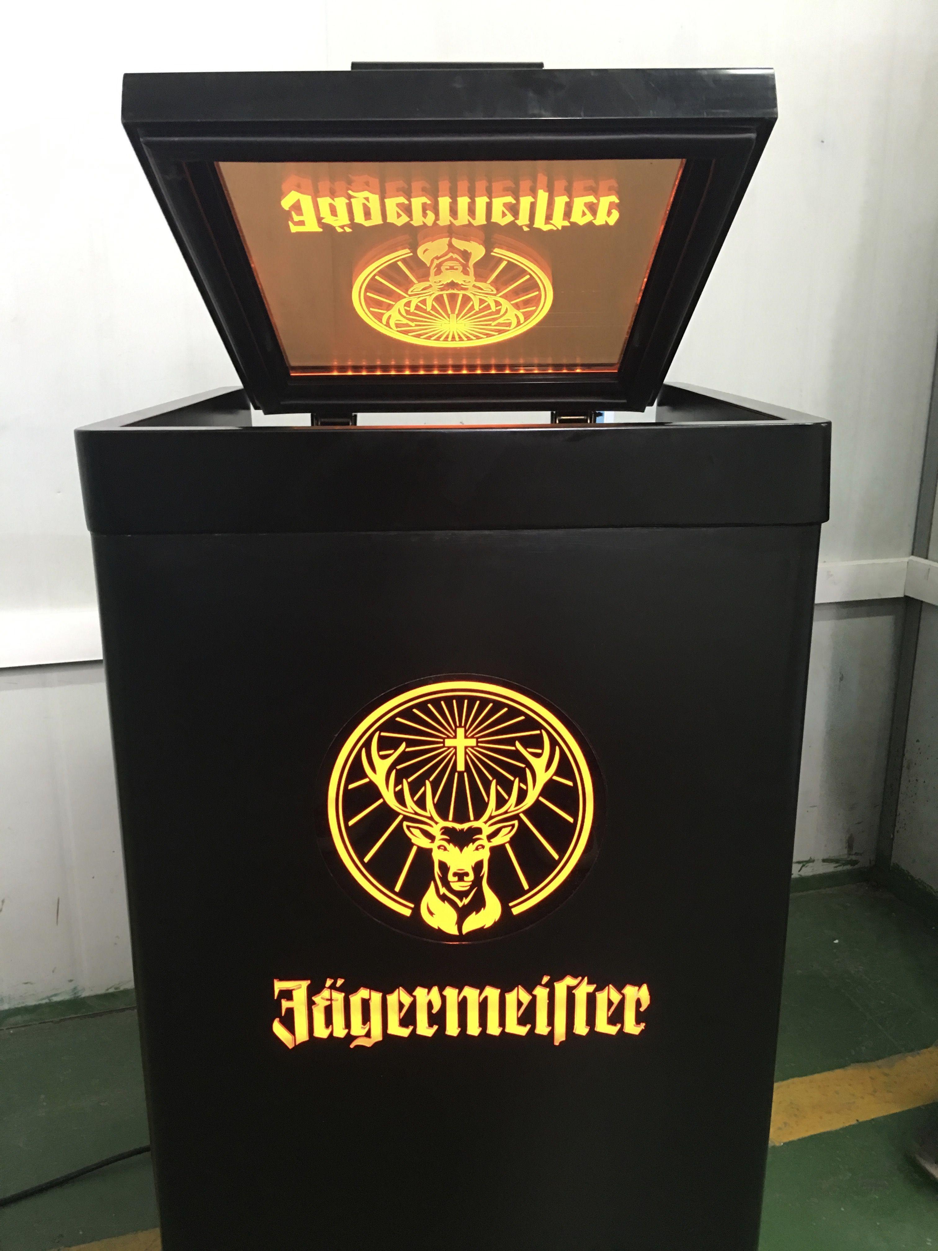 16 Jägermeister Cooling Devices Ideas Jagermeister Cooling Unit Liquor Bottle Crafts
