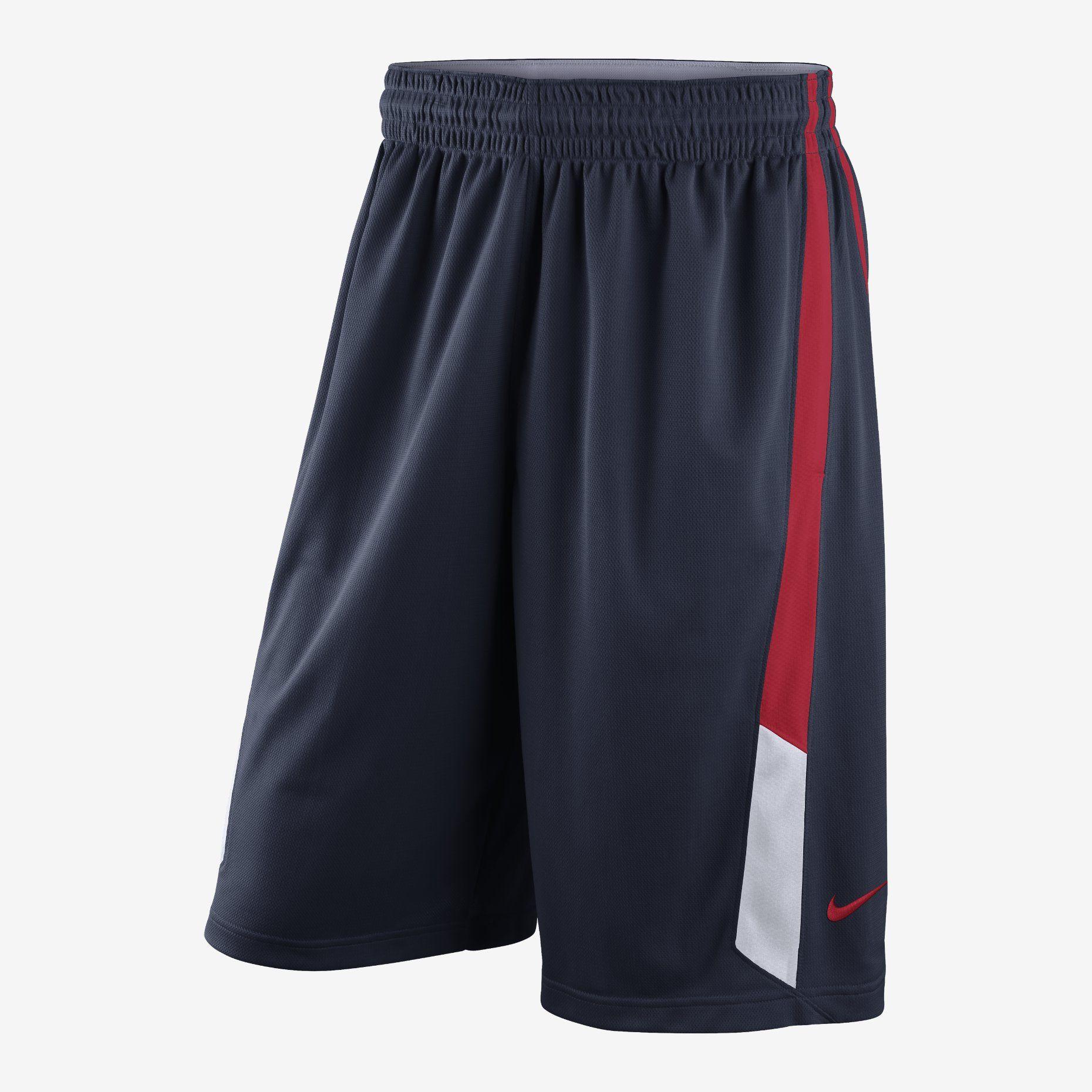 Nike Dri Fit Arizona Men S Basketball Shorts 40 Gym Men Nike Dri Fit Men