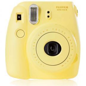 Fuji Instax Mini 8 Amarilla