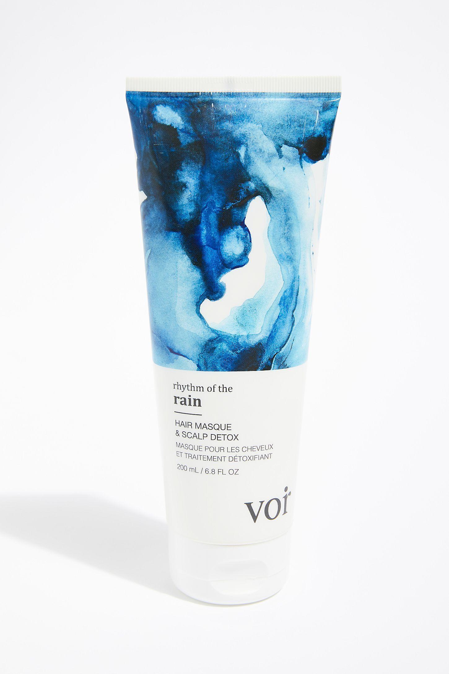 Voir Rhythm Of The Rain Hair Masque Hair masque, Scalp