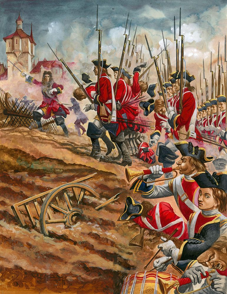 what year was battle of the boyne