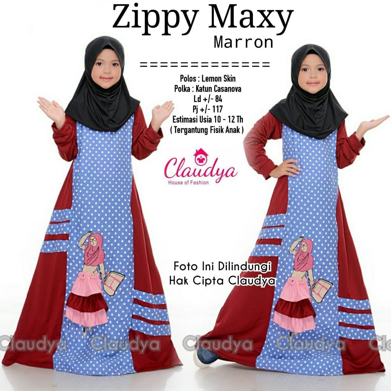 Model Baju Muslim Anak 2019