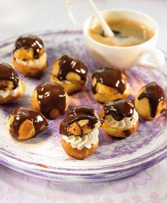 French recipes for profiteroles with caramel dipping sauce french recipes for profiteroles with caramel dipping sauce forumfinder Gallery