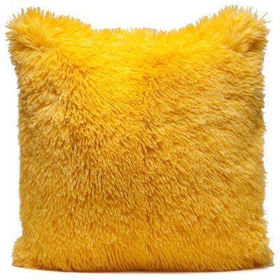 Chanasya Throw Pillow Case Color Yellow Yellow Throw Pillows Pillows Throw Pillows