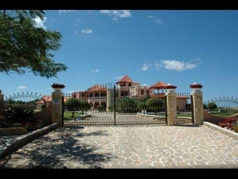M 003 Gorgeous Dream Villa Sosua Luxury Caribbean Homes Dominican Republic Real Estate Properties Villas And Beachfront