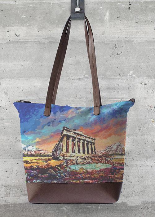 VIDA Tote Bag - Arc de Triomphe Tote by VIDA 6Y9UI3om
