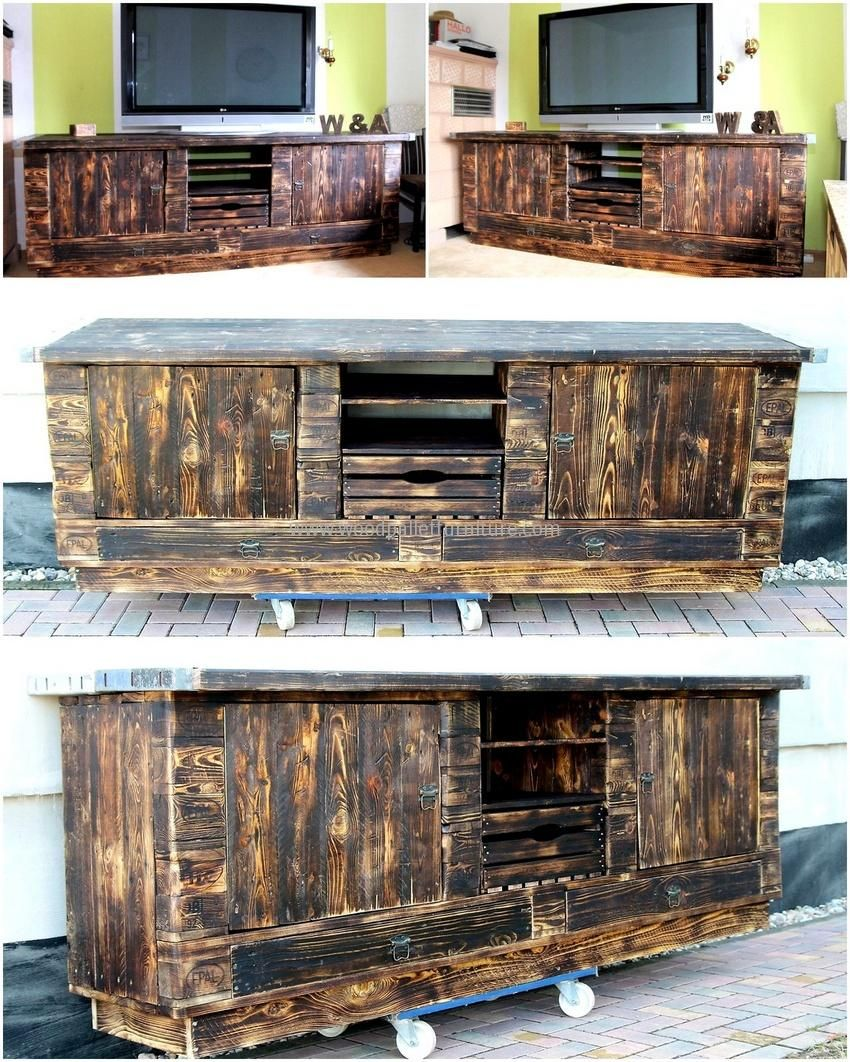 Elegant Creative Pallet Recycling Ideas By Lucieu0027s Palettenmöbel Nice Design
