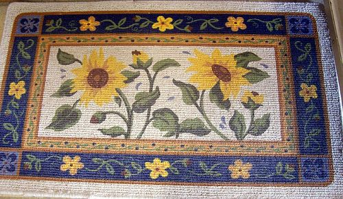 Charmant Sunflower Kitchen Rugs On Rugged Wearhouse Cool Large Rugs