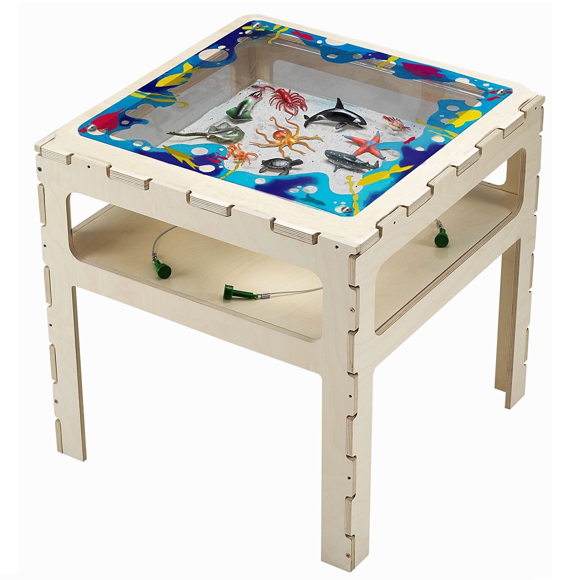 Magnetic sea life table baby u kids pinterest life table and