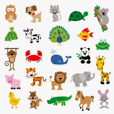 Image Result For Cute Animal Cartoon Images Cartoon Baby Animals Cartoon Animals Baby Cartoon