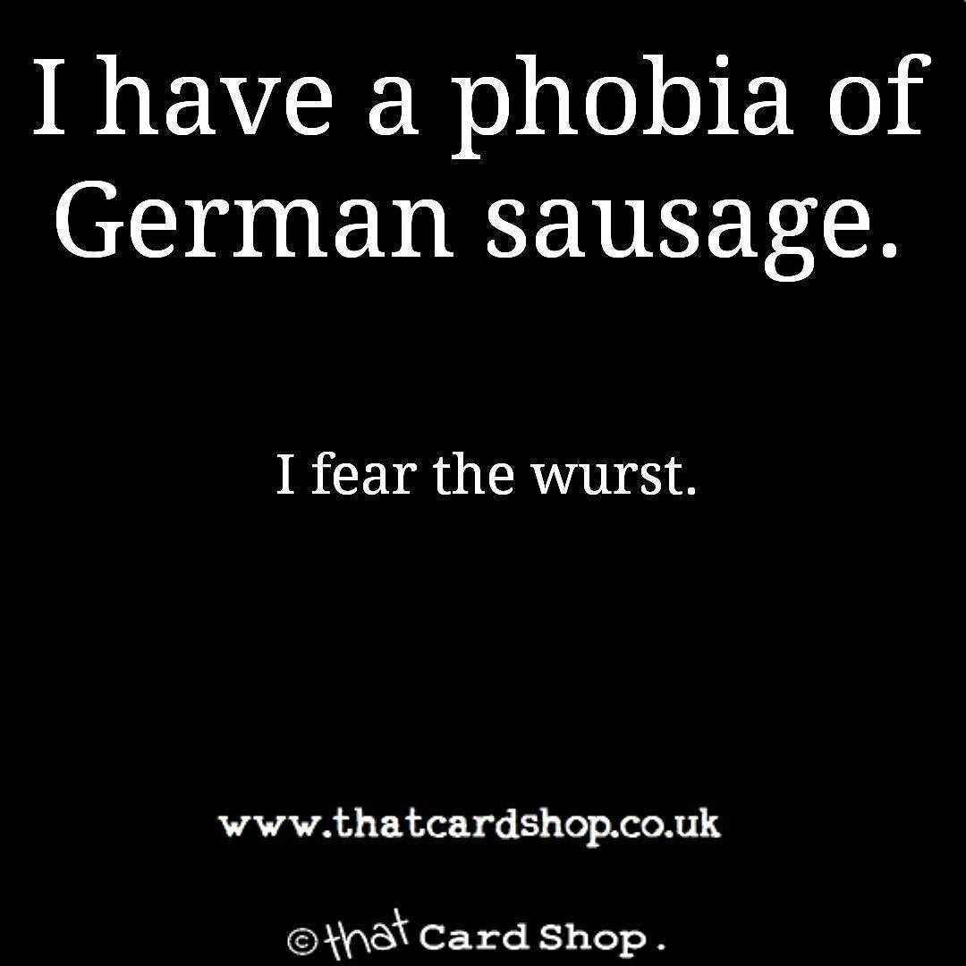 A groaner for #sundayfunday http://ift.tt/2jTkkT0 #sundaymorning #comedy #greetingscard # ...