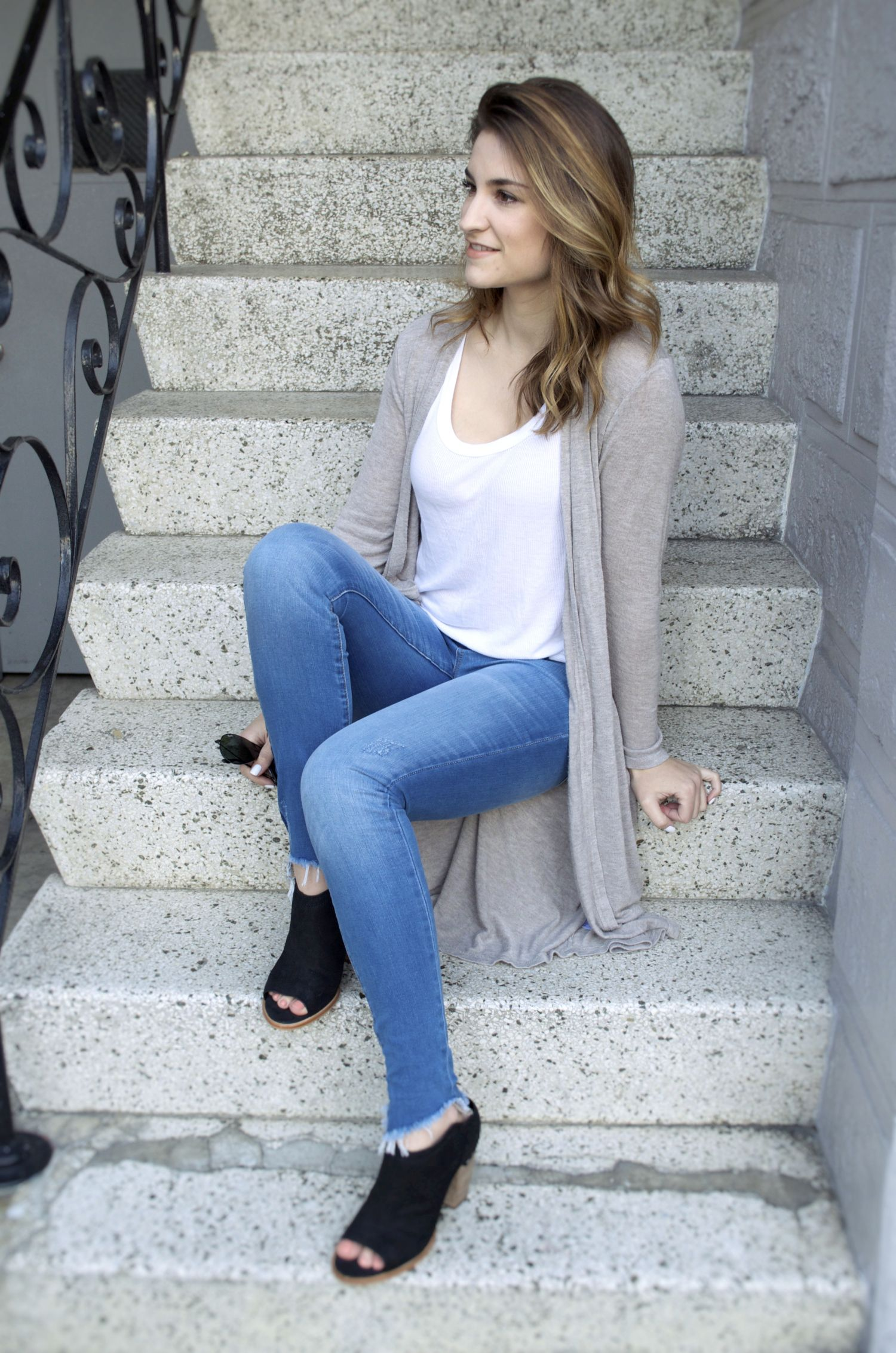 How to wear a duster cardigan | My style | Pinterest | Dusters