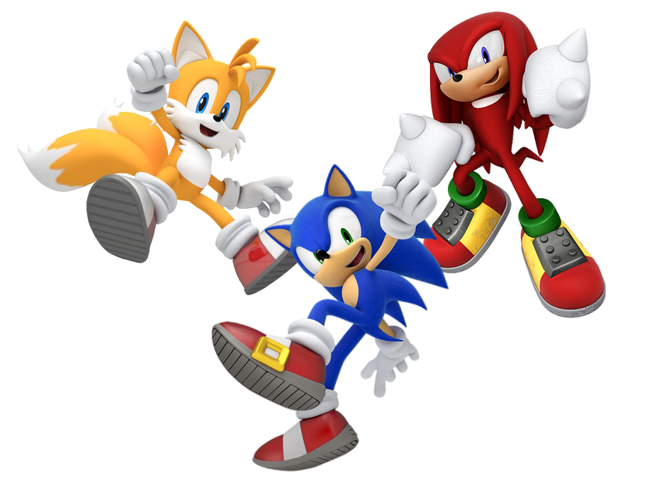 Sonic Tails And Knuckles Team Sonic By Banjo2015 Deviantart Com On Deviantart Sonic Game Sonic Sonic The Hedgehog