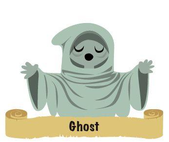 Ghost | por dennisthebadger