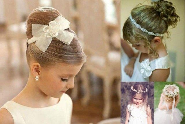 Top penteados de dama de honra infantil - Pesquisa Google   Vestidos  VK11
