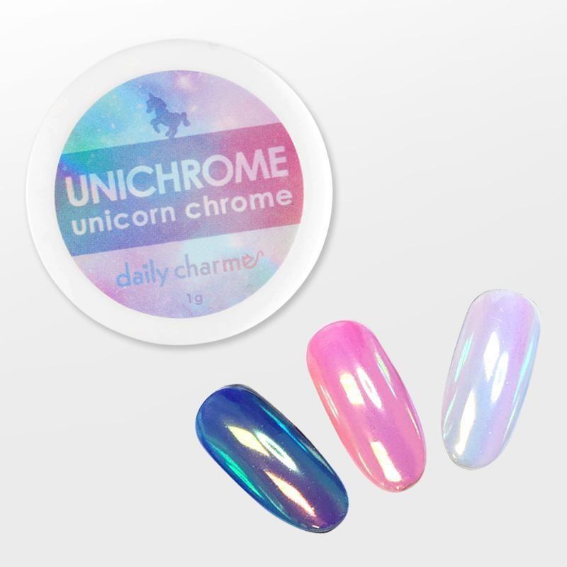unichrome aurora unicorn chrome