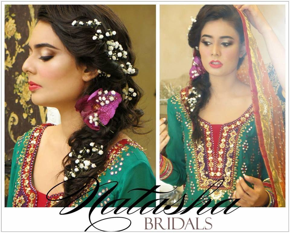 Mehndi Makeup Bridal : Pakistani bridal makeup for the mehndi make up