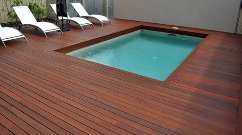 Decking Designs Brisbane Timber Deck Design Decking Gallery Decks Around Pools Travertine Pool Travertine Pool Decking