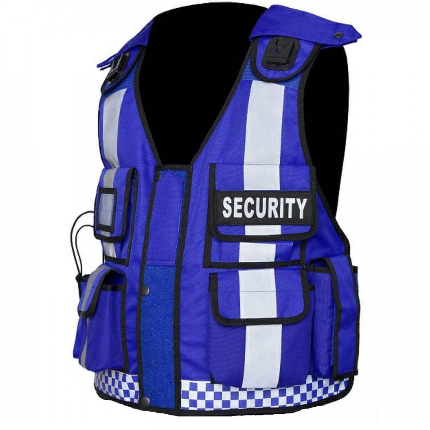 New Hi Viz Tactical Vest Security Enforcement Cctv Dog Handler