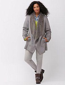 8c0ccf1e261 Shop Lane Bryant s collection of fashionable women s plus size coats