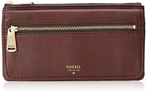 Fossil Preston Flap Wallet, Espresso, One Size *** More info @ http://www.passion-4fashion.com/handbags/fossil-preston-flap-wallet-espresso-one-size/?qr=120716153257